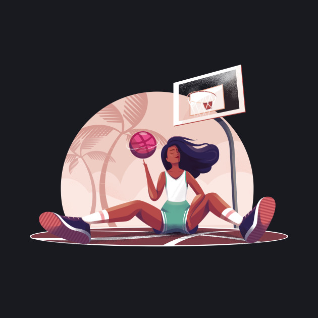 Penelope - Basketball Girl