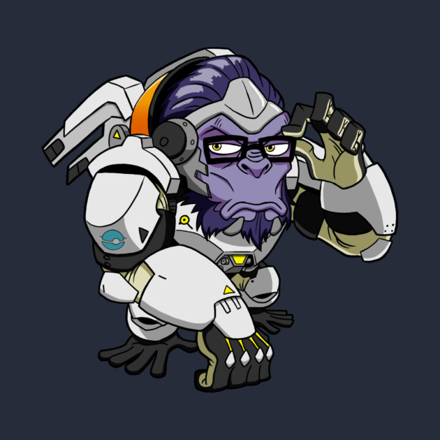 Overwatch Winston Tee