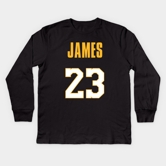 LeBron James Lakers Jersey 2