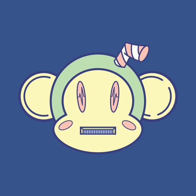 Monkey - Bot Headshot
