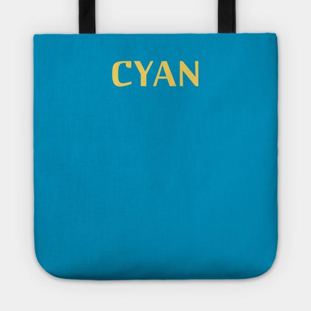 ELW Cyan Text