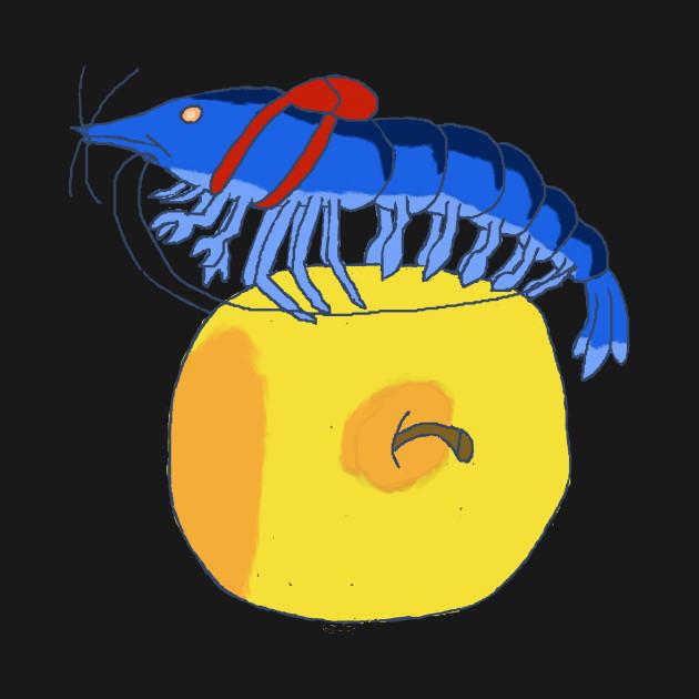 Back to School Shrimp