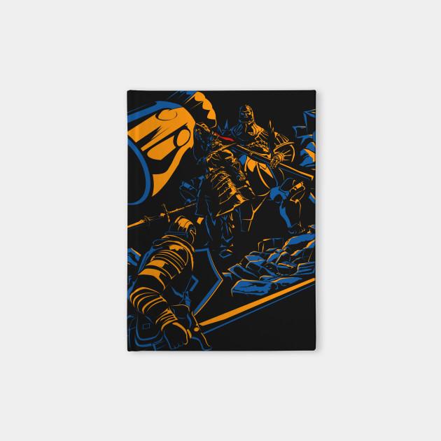 Dark Souls - Ornstein and Smough