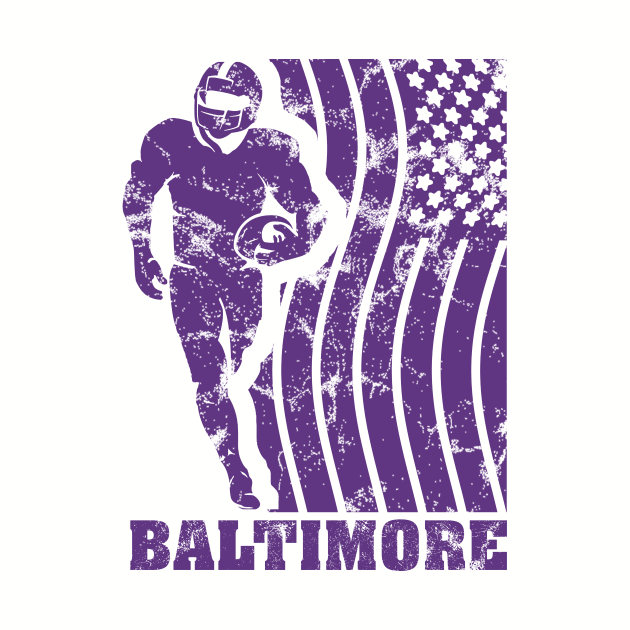 Baltimore Football Fans