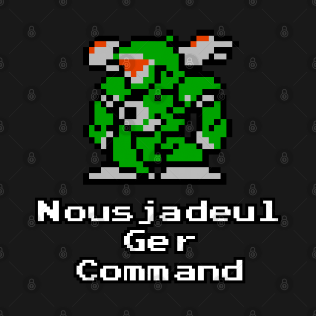 8bit DYRL Nousjadeul-Ger (command)