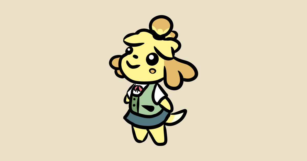 Isabelle - Animal Crossing - Animal Crossing Isabelle ...