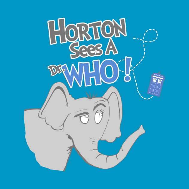 Horton Sees A Who!