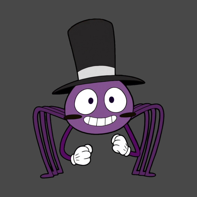 Spider With A Top Hat