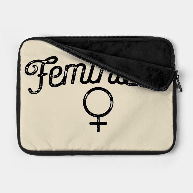 Feminista Female Symbol
