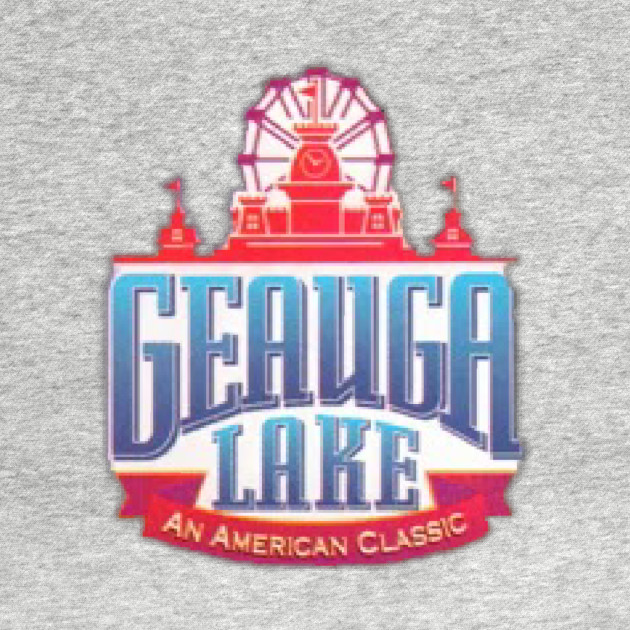 Geauga lake american classic promo logo theme park for American classic logo