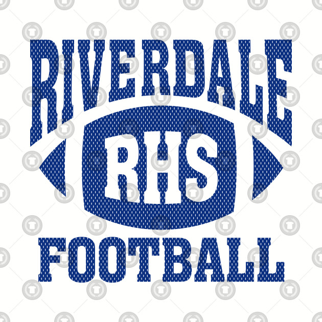 Riverdale Football Practice Jersey (Hollow)