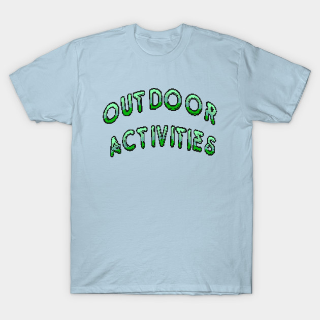 Outdoor Activities (Green)