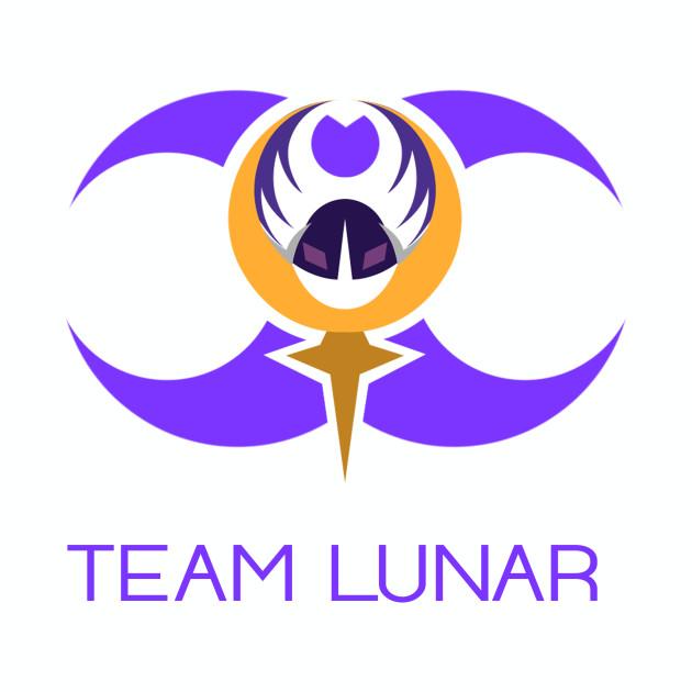 Represent #TeamLunar! Design by Hydros!