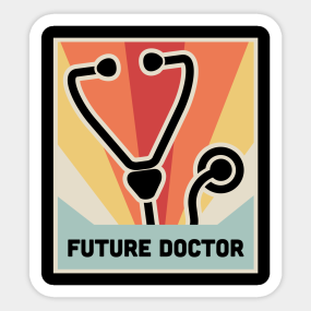 Medical Student Stickers | TeePublic