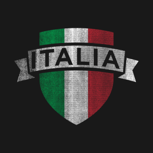 4d160bfd Italian Flag T-Shirts | TeePublic