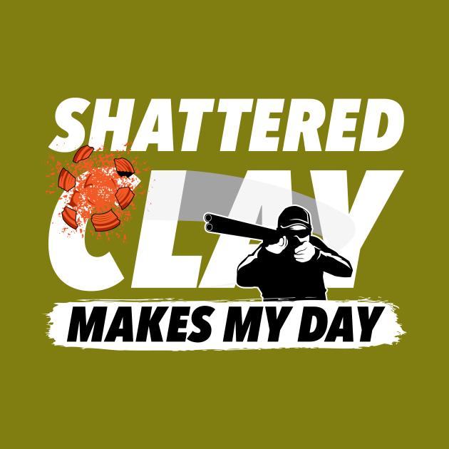 Skeet Shooting Shooter Shotgun