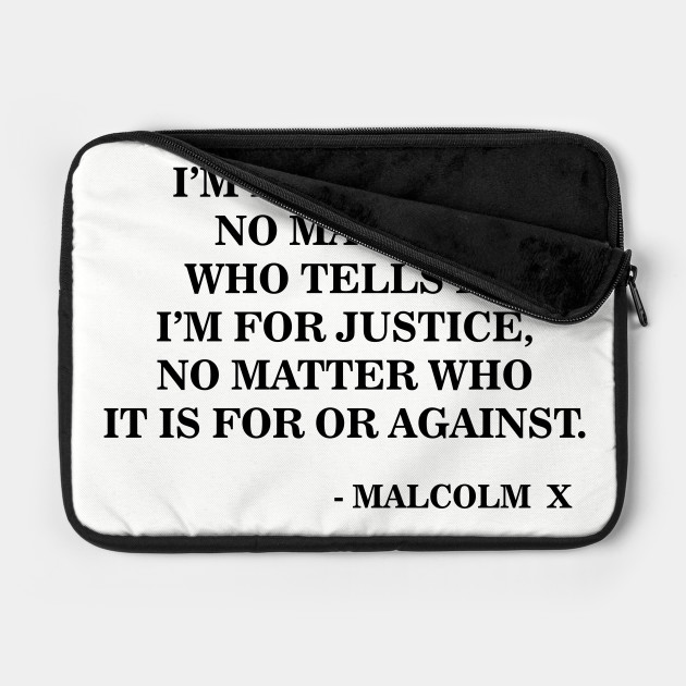 I Am for Truth and Justice | Malcolm X | Black Power