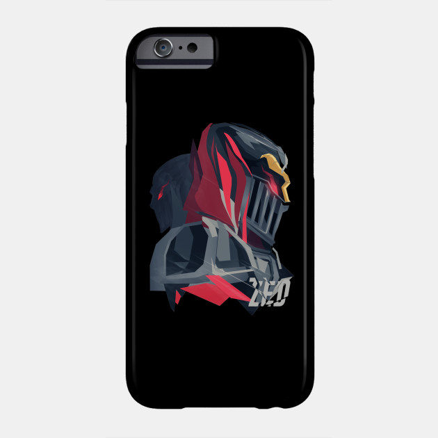 Zed The Master Of Shadow iphone case