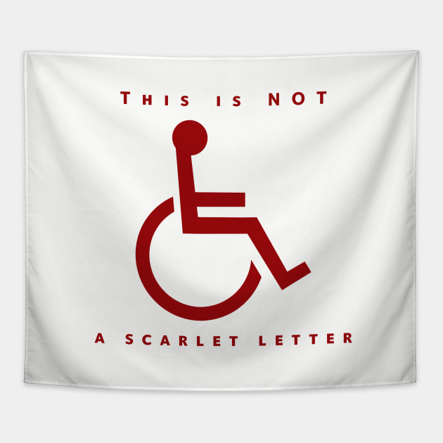 Not A Scarlet Letter Civil Rights Tapestry Teepublic
