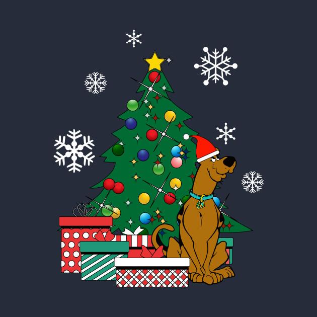 Scooby Doo Christmas.Scooby Doo Around The Christmas Tree