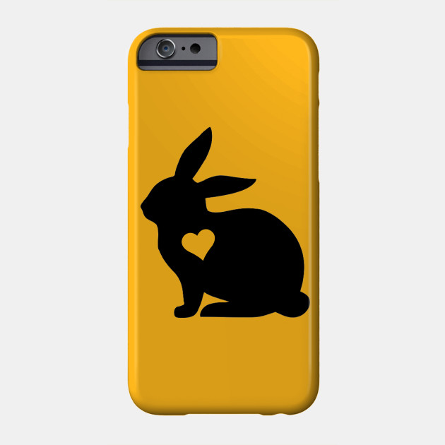 Bunny Love Phone Case