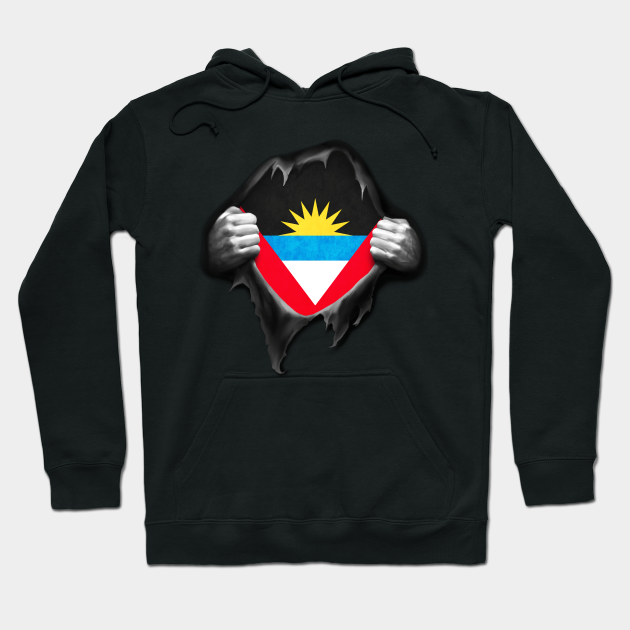 Antigua Flag Antiguan Roots DNA Pride Gift