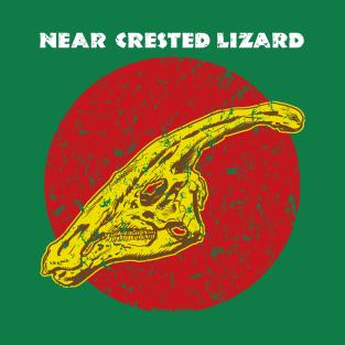 Near Crested Lizard