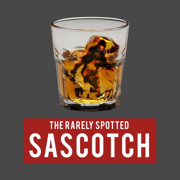 Rarely spotted Sascotch