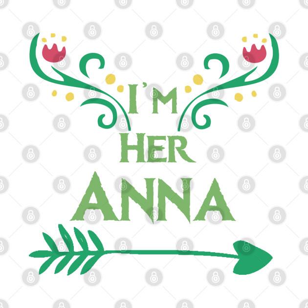 I'm her Anna