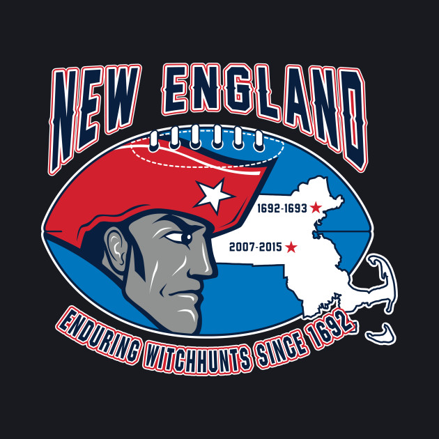New England Witchhunt