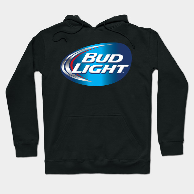 Bud Light Logo Bud Light Hoodie Teepublic