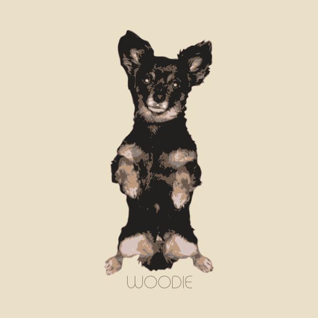 Woodie Bad Boy No Biscuit
