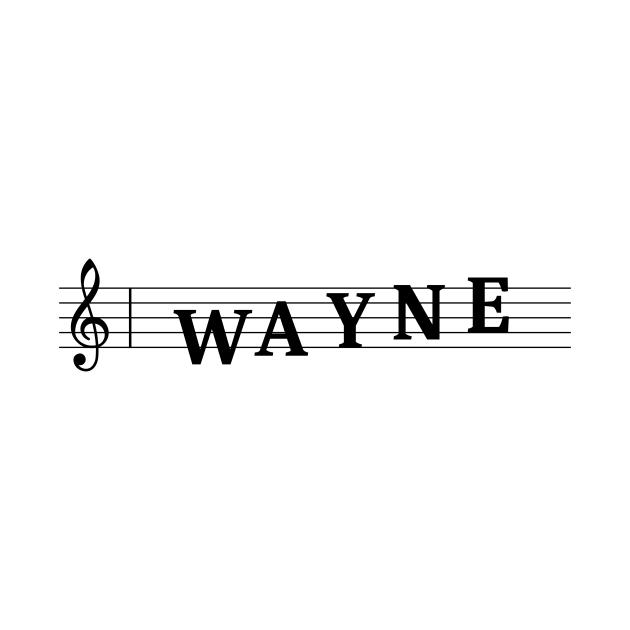 Name Wayne