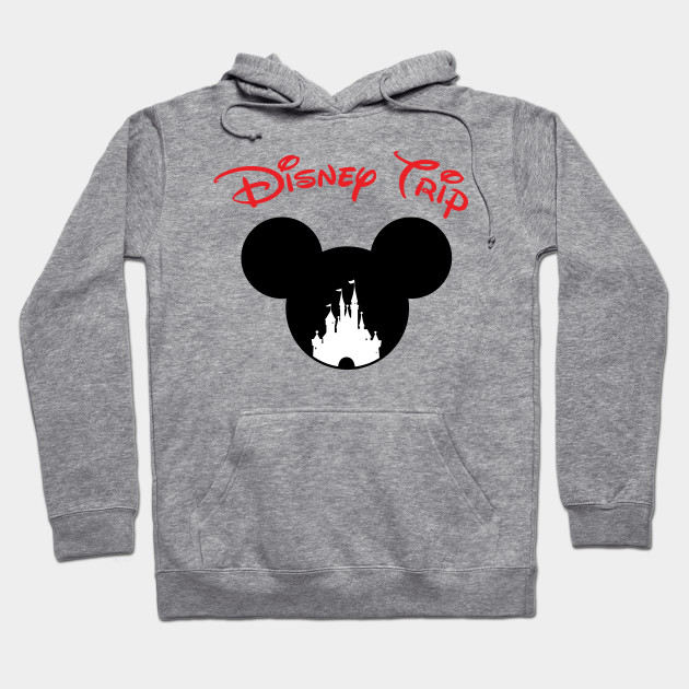 Vintage retro sunset  Disneyland Mickey Mouse Disney Trip Hoodie