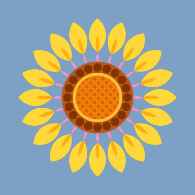 Anna Frozen Fever Sunflower