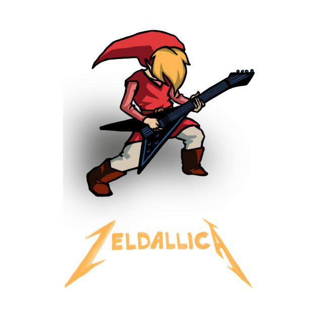 Zeldallica Solo - Red Link