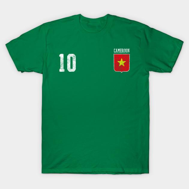 4d571b47f98 Cameroon Soccer - Cameroon Soccer - T-Shirt