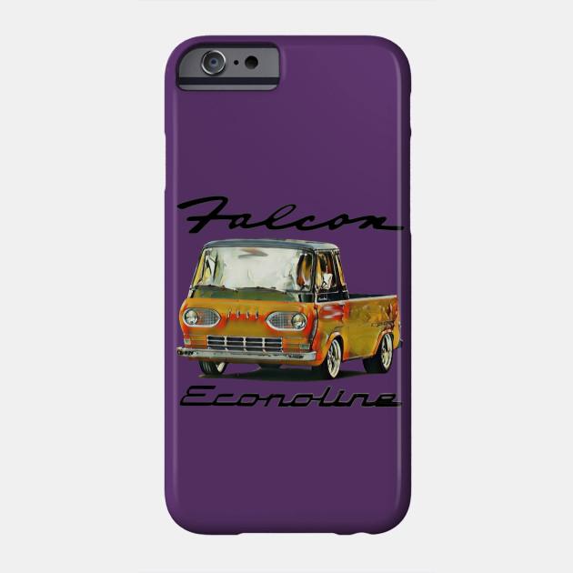 Ford Falcon Econoline Custom Pickup Truck