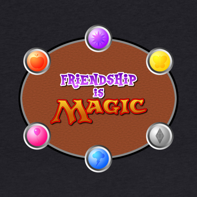 MLP: Friendship is Magic: The Gathering