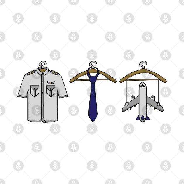 A Pilot's Hangers