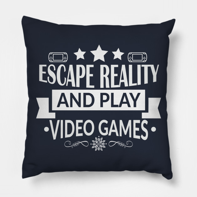 35bc40f3bbf5 Escape Reality and Play Video Games-Best Gamer - Video Gamer ...