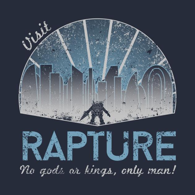 Visit Rapture T-Shirt thumbnail