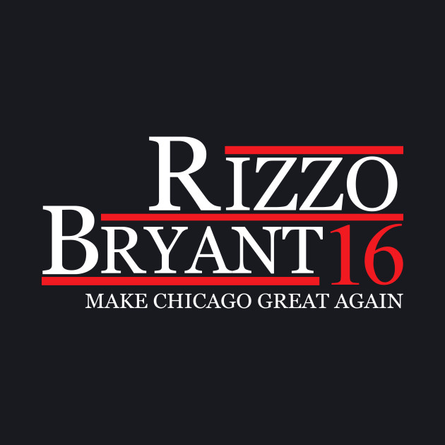 RIZZO BRYANT 2016 for President T-Shirt