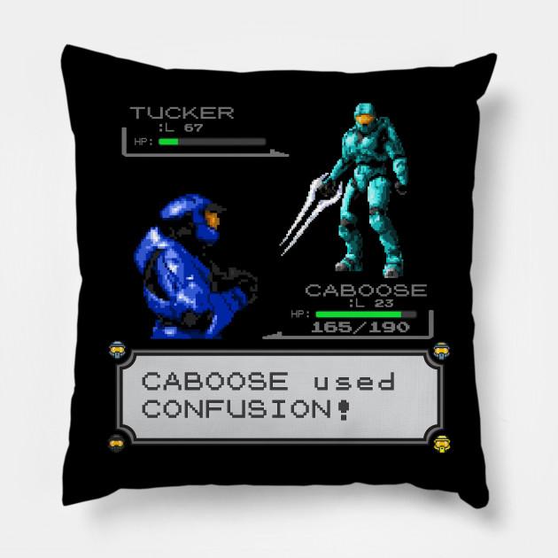 Caboose vs Tucker