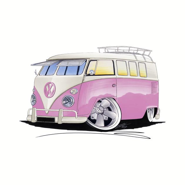 VW Splitty 11-Win G