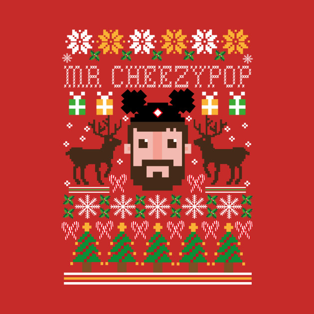 mrcheezypop Ugly Christmas Sweater