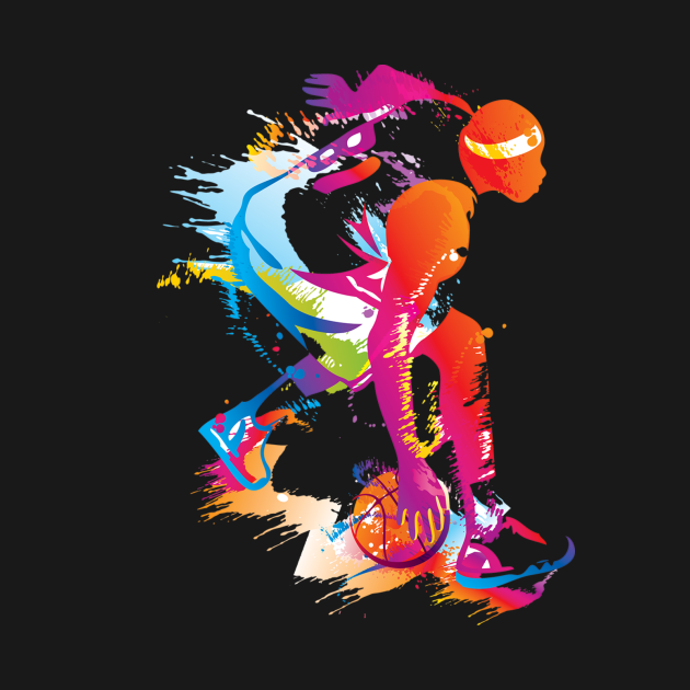 In love with Basketball, unisex design