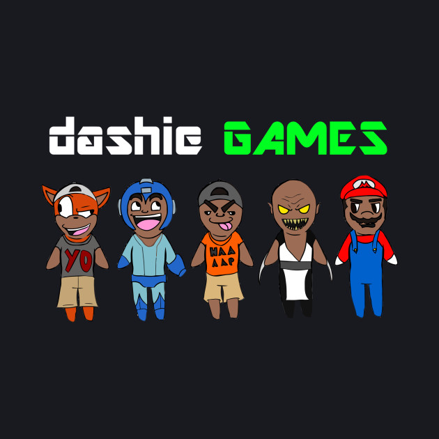 dashie games