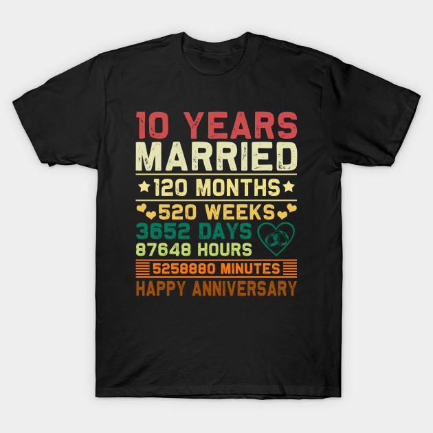 Wedding Anniversary Gifts By Shirtdesign2505