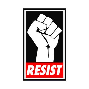 Resist t-shirts